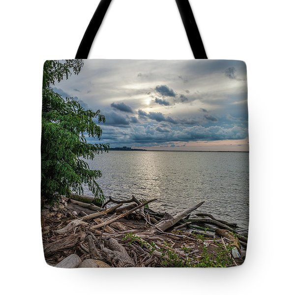 Lake Erie Serenade Tote Bag