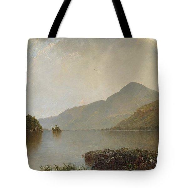 Lake George, 1869 Tote Bag