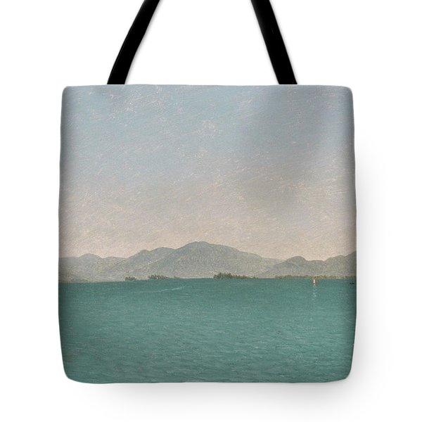 Lake George, Free Study, 1872 Tote Bag