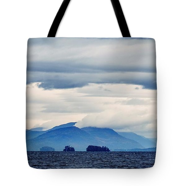 Lake George Is The Queen Of American Lakes Tote Bag
