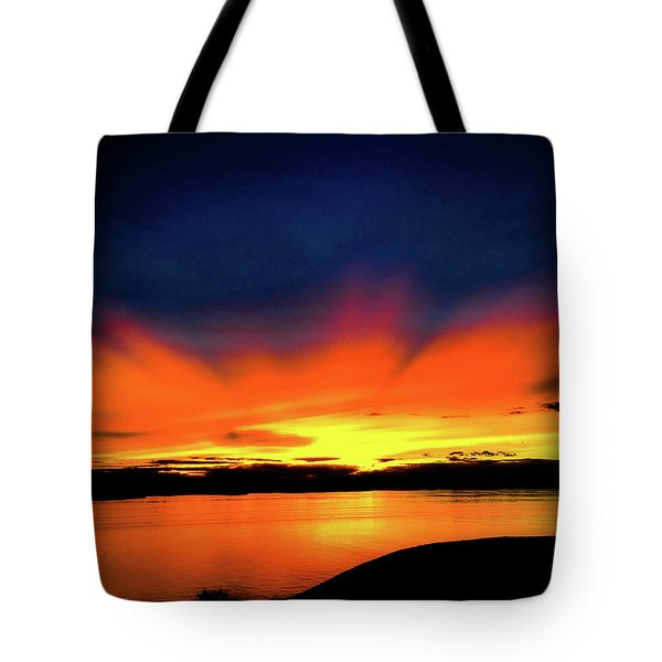 Lake Havasu Sunset Tote Bag