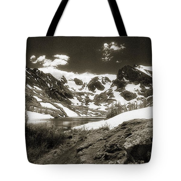 Lake Isabelle  Tote Bag by Thomas Bomstad