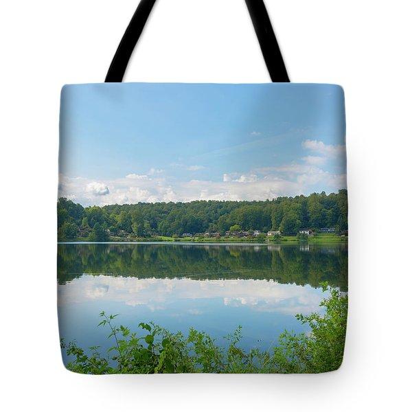 Lake Junaluska #3 September 9 2016 Tote Bag