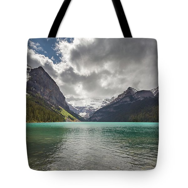 Lake Louise, Banff National Park Tote Bag