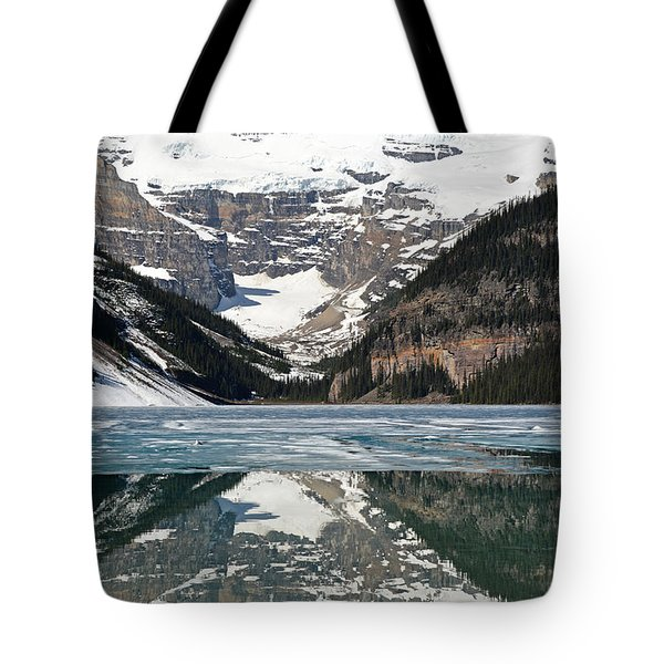Lake Louise Tote Bag