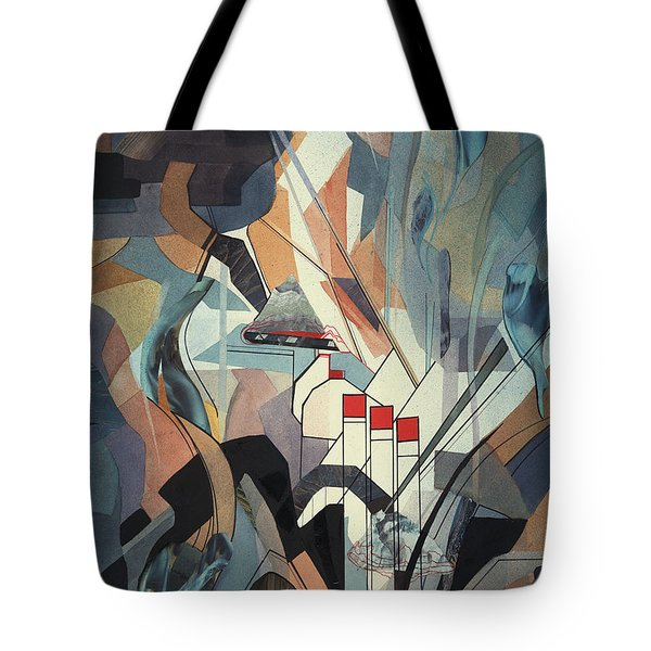 Lake Mead Tote Bag