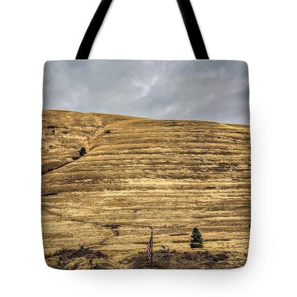 Lake Missoula Tote Bag