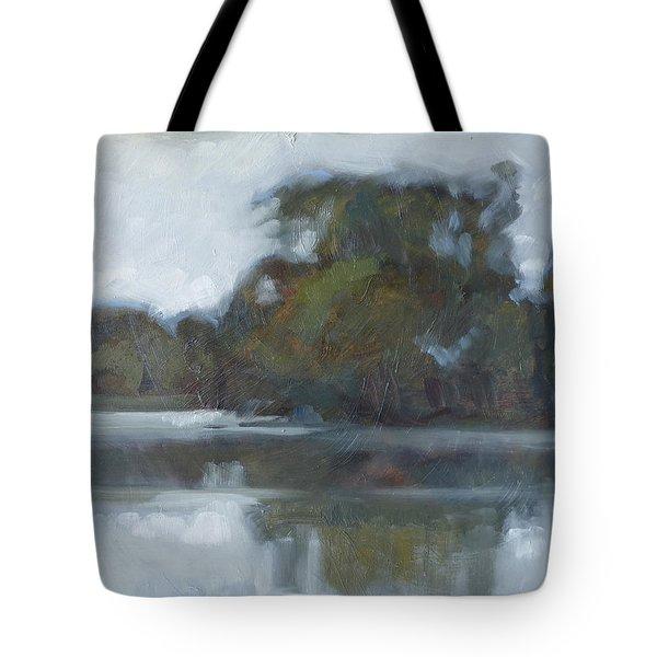 Lake Of The Isles Tote Bag
