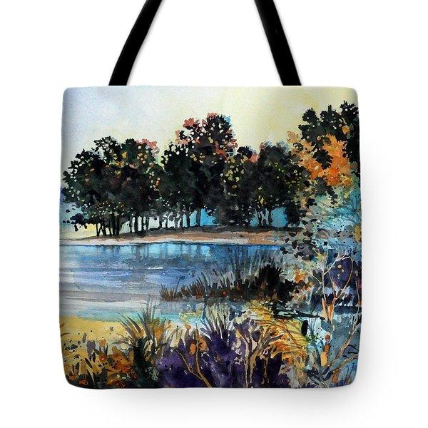 Lake Point Tote Bag