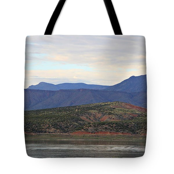 Lake Roosevelt 1 Tote Bag