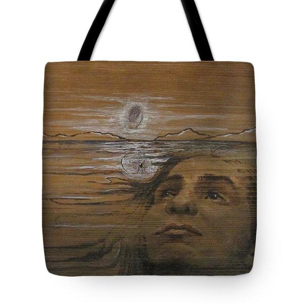 Lake Spirit Tote Bag