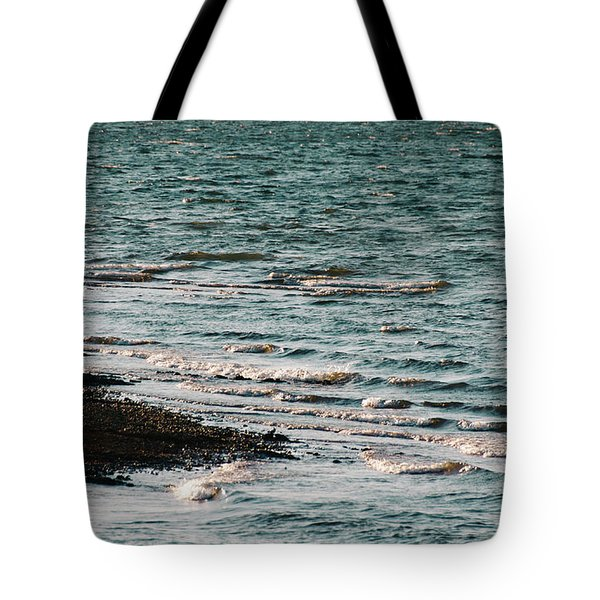 Tote Bag featuring the photograph Lake Strom Thurmond by Andrea Anderegg