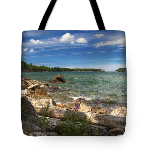 Lake Superior Tote Bag