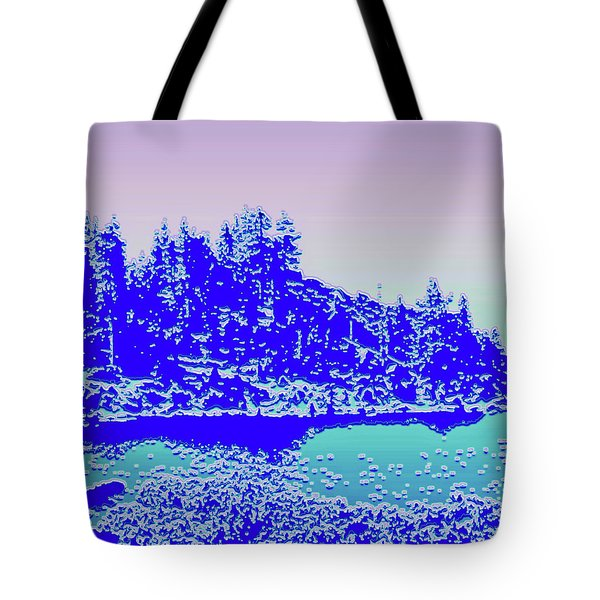 Lake Tahoe No. 17-2 Tote Bag