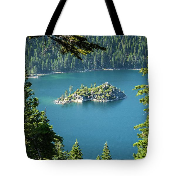 Tote Bag featuring the photograph Lake Tahoe by RC Pics