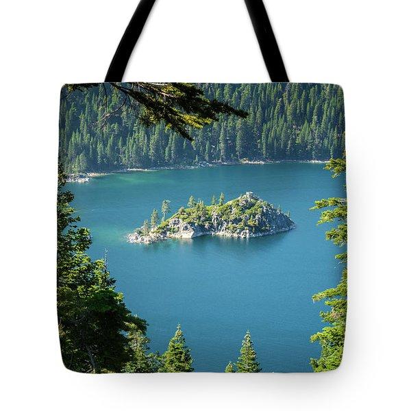 Lake Tahoe Tote Bag by RC Pics