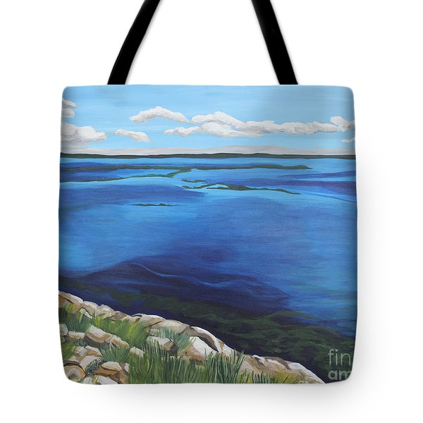 Lake Toho Tote Bag
