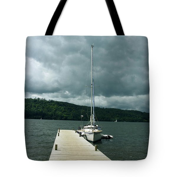Lake Windermere Tote Bag