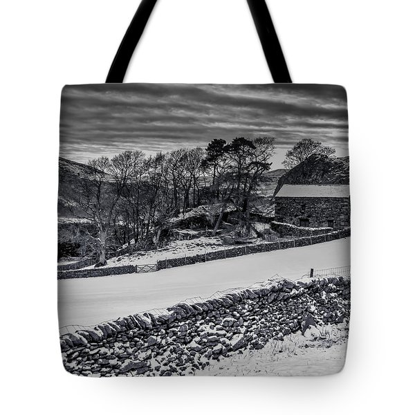 Lakeland Barn Tote Bag