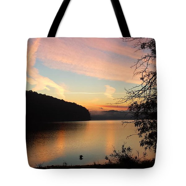 Lakeside Dreaming Tote Bag