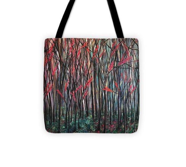 Lakeside Tote Bag by Heather McKenzie