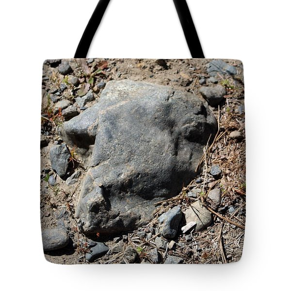 Tote Bag featuring the photograph Lambchop by Marie Neder