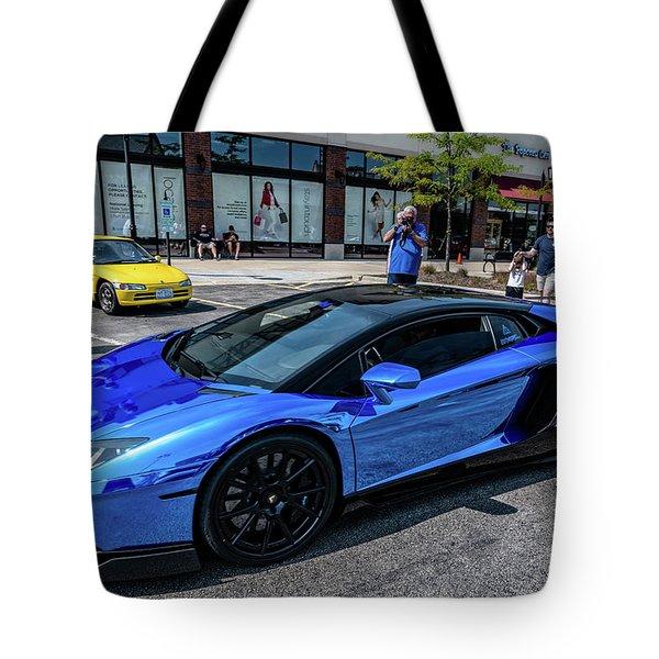 Cheap Used Lamborghini Gallardo For Sale: Lamborghini Aventador Tote Bags