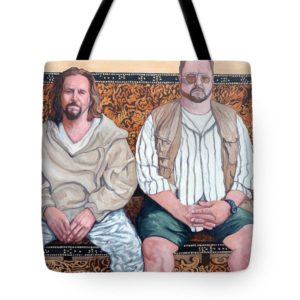 Lament For Donny Tote Bag by Tom Roderick
