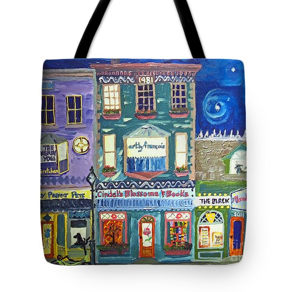 Lamothe Street Tote Bag