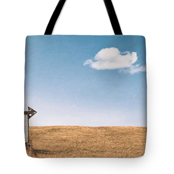 Lamp-lite Motel Tote Bag
