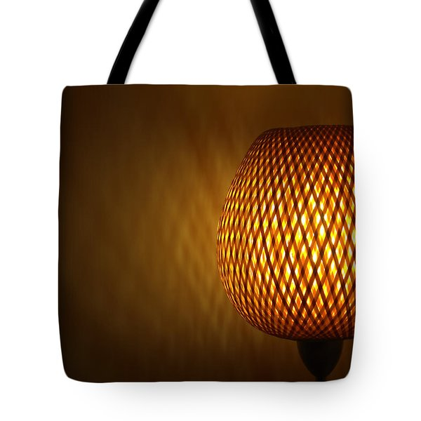 Lamp Tote Bag