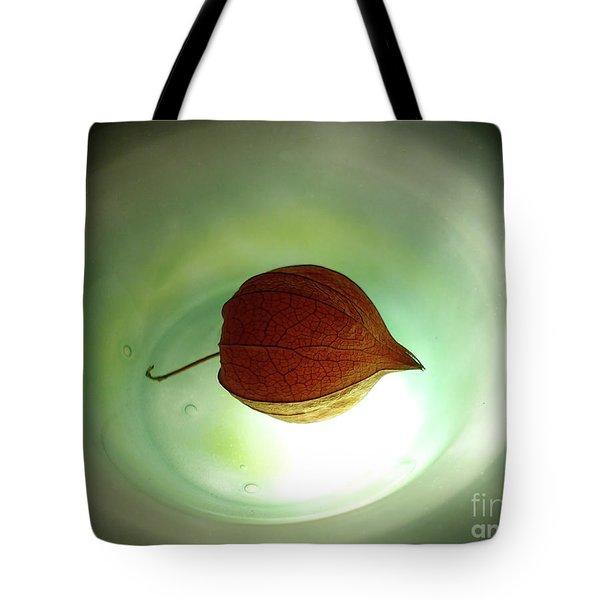 Lampionblume - Physalis Alkekengi Tote Bag