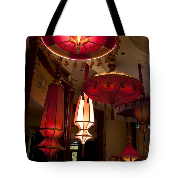 Lamps For Your Style Tote Bag