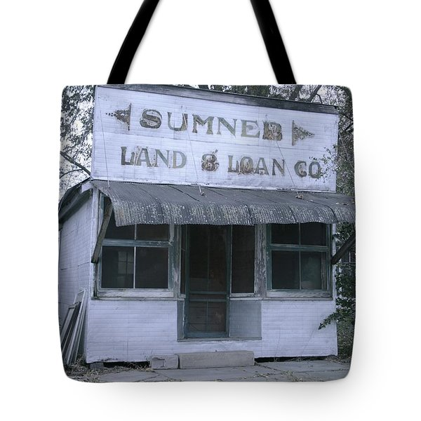 Land And Loan Co Tote Bag