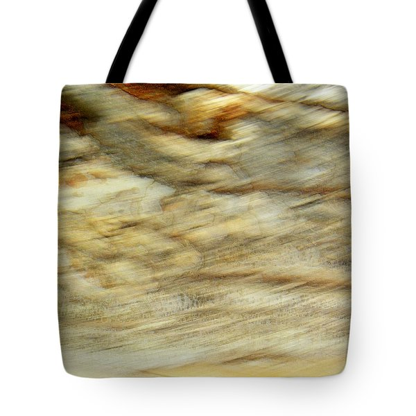 Tote Bag featuring the photograph Land And Sky by Lenore Senior