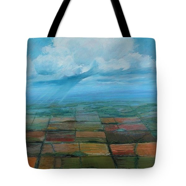 Land Art Tote Bag