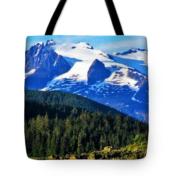 Earth Tote Bag by Martin Cline