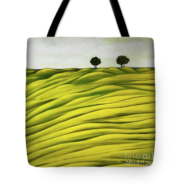Land Of Breather Tote Bag