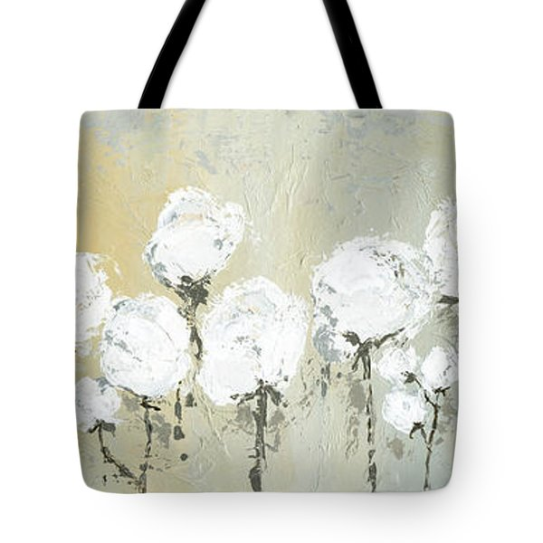 Land Of Cotton Tote Bag