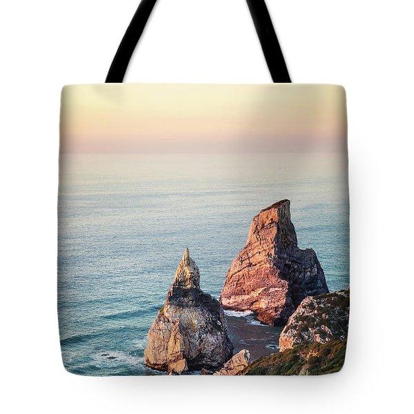 Land Of Eternal Sunset Tote Bag