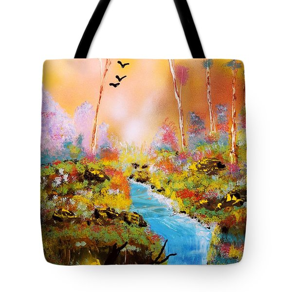 Land Of Oz Tote Bag