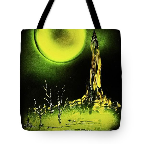 Land Of Rituals Tote Bag