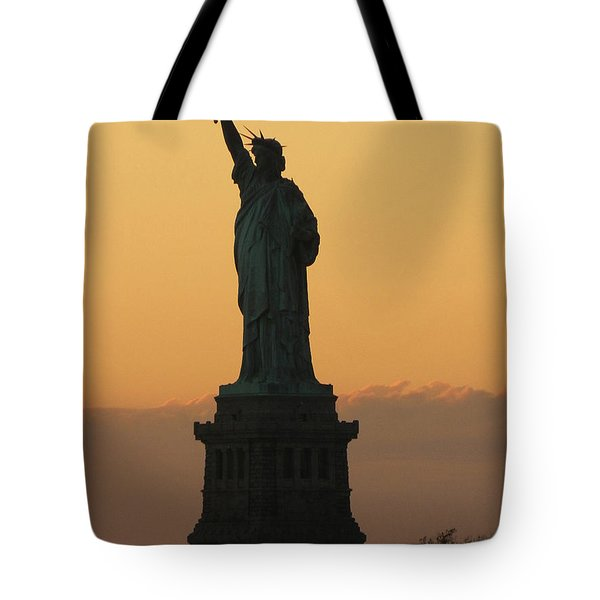 Land Of The Free And The Brave Tote Bag