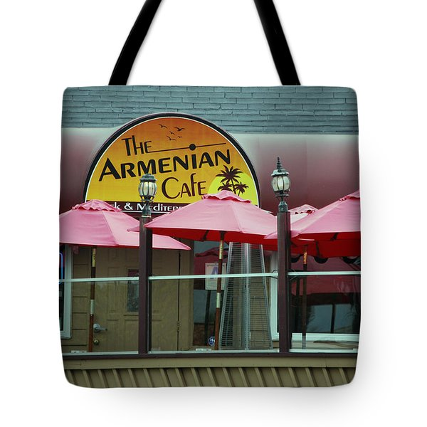Landmark For Years Tote Bag by Bill Dutting