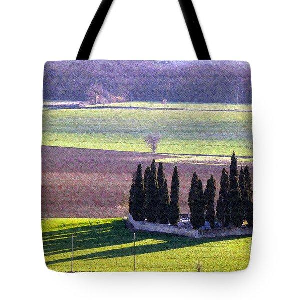 Landscape 3 Tote Bag