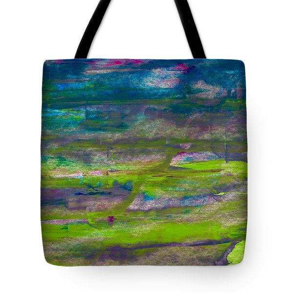 Waltzing With The Butterflies  Tote Bag