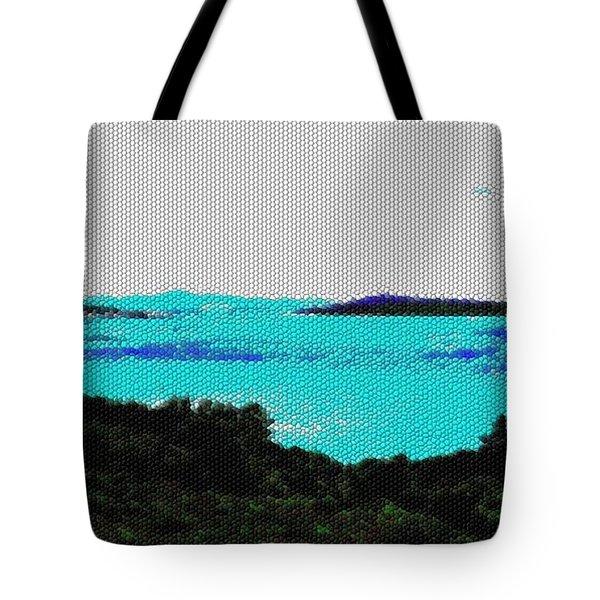 Landscape 32 Version 1 Tote Bag