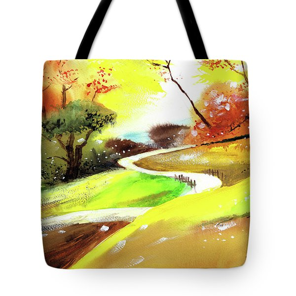 Landscape 6 Tote Bag