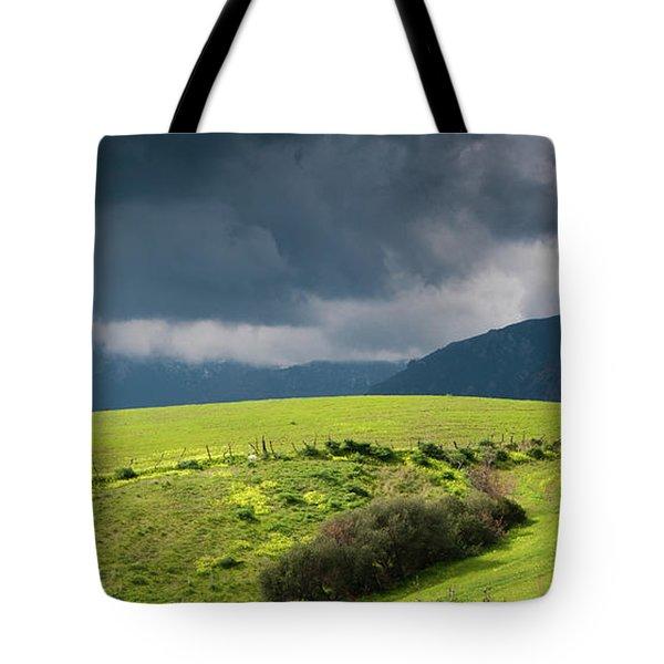 Landscape Aspromonte Tote Bag