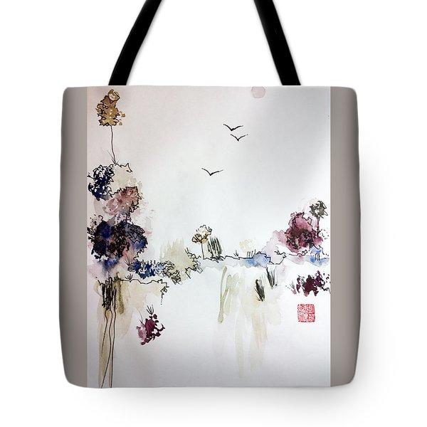 Landscape Dreams Tote Bag